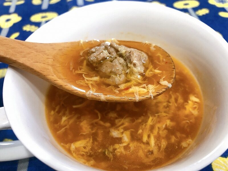 カルディサンラータンおすすめアレンジレシピ②お肉
